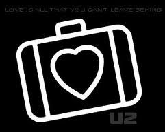 the only baggage you can bring...