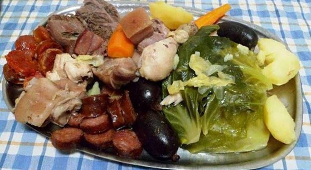 Cozido A Portuguesa Portuguese Recipes Pork Recipes Meals