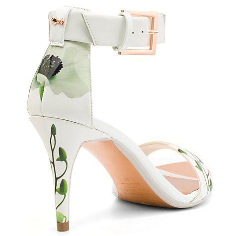 Buy Ted Baker Blynne Stiletto Heeled Sandals Online at johnlewis.com