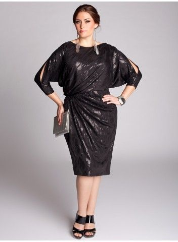 af02e9934a PLUS Size Trend Of The Day...Margaux Dress From IGIGI