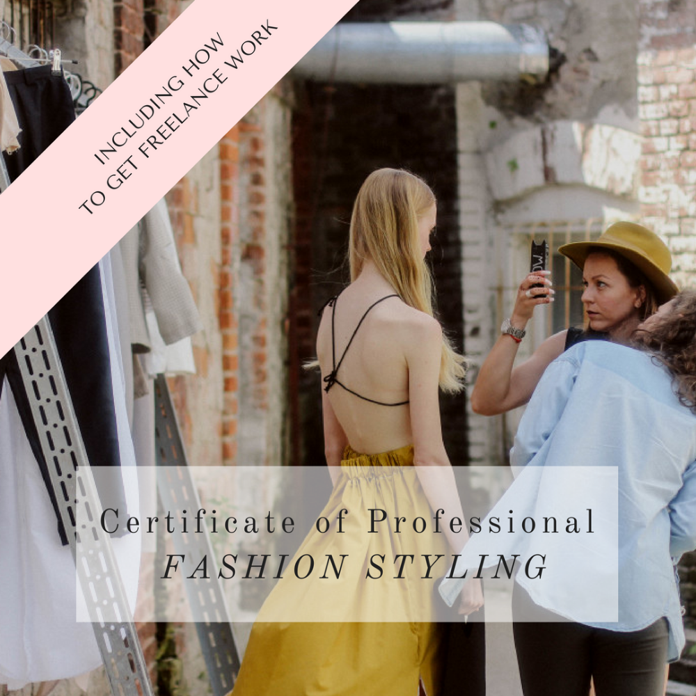Fashion Styling Courses Dubai Abu Dhabi Dubai Fashion School The Best Online Fashion Courses Uae And M Professional Fashion Fashion Courses Fashion Jobs