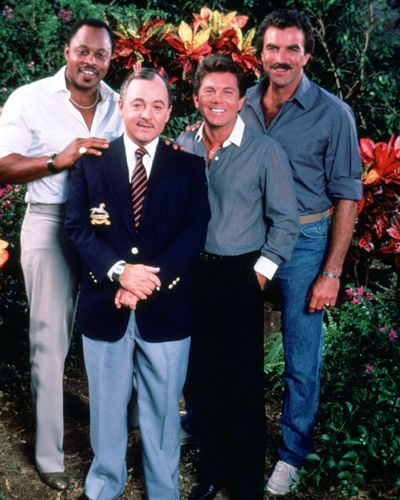 magnum pi cast | high quality gloss or matt photo of magnum pi cast category magnum pi ...