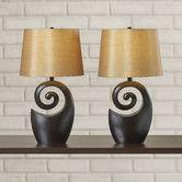 "Found it at Wayfair - Shuler 27"" Table Lamps (Set of 2)"