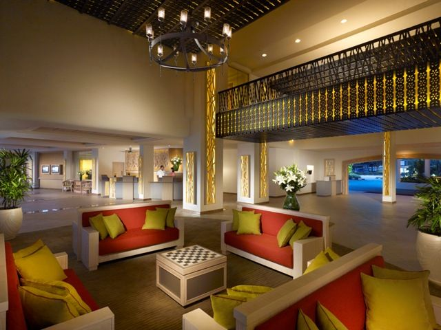 The Lobby Of Golden Sands Resort Penang By Shangri La A Mix Of Traditional Resort Style With A Twist Of Modern Take All Waiting For You Goldensan The Wonders