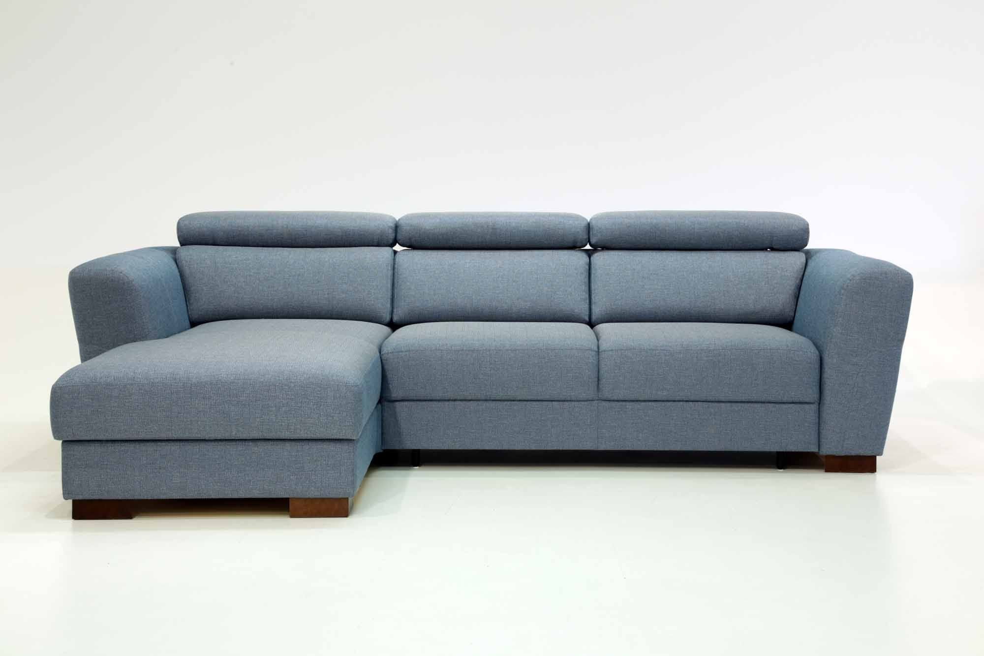 Caliber Sectional Sofa Sleeper Full Xl Size Lhf By Luonto Furniture In 2020 Sleeper Sofa Sectional Sofa Types Of Sofas