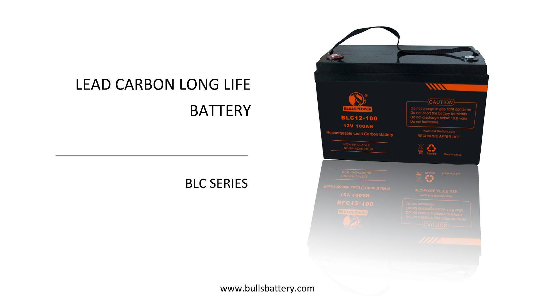 Longer life carbon