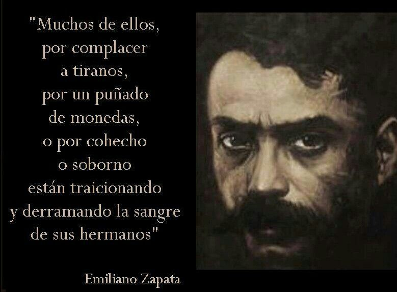 Emiliano Zapata Quotes Cool Emiliano Zapata Qoutes Pinterest Mexicans Qoutes And Peaceful