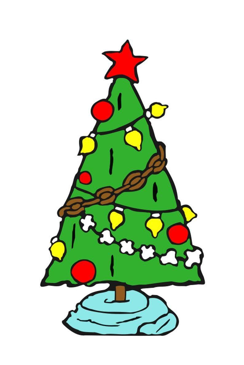 Best 28+ Swirl Christmas Tree Svg Or filigree swirly