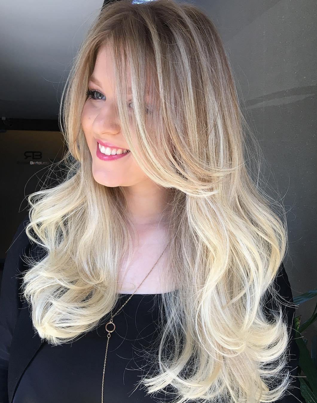 Картинки шатуш на блондинках