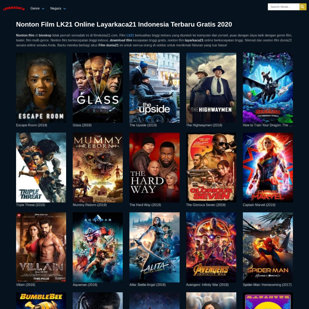 Nonton Film Lk21 Kecepatan Tinggi Gratis Layarkaca21 Indonesia Download Movie Layar Kaca 21 Lk21 Dunia21 Cinema 21 Indoxxi Cinema 21 Streaming Movies Film