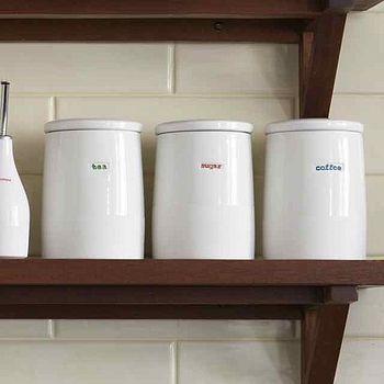 Coffee Tea Or Sugar Storage Jar