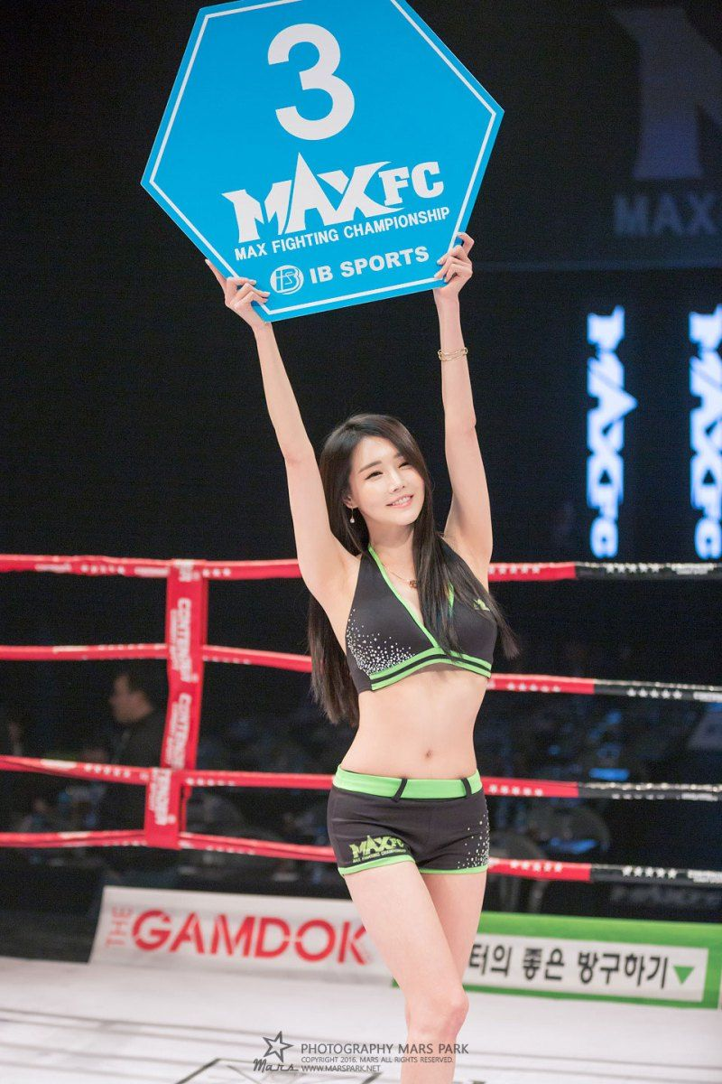 Asian girls kickboxing talented idea