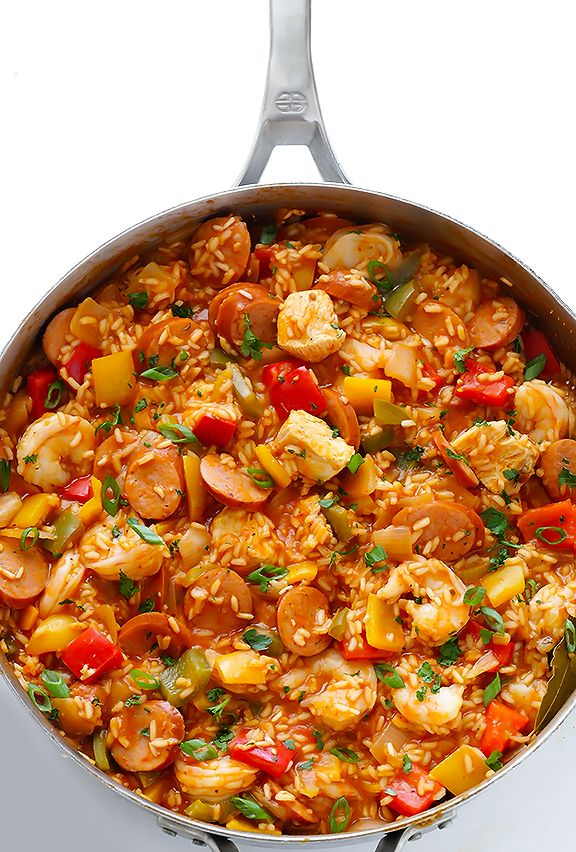 Lobster Gram's Shrimp Jambalaya Recipe
