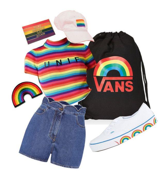 vans gaypride