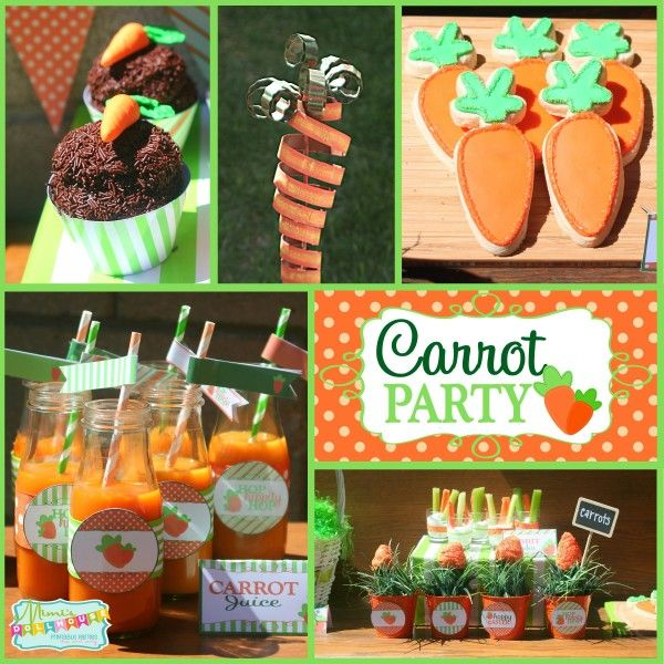 easter carrot party