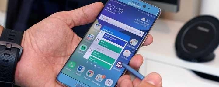 Após seguidas explosões Samsung cancela produção Galaxy Note 7