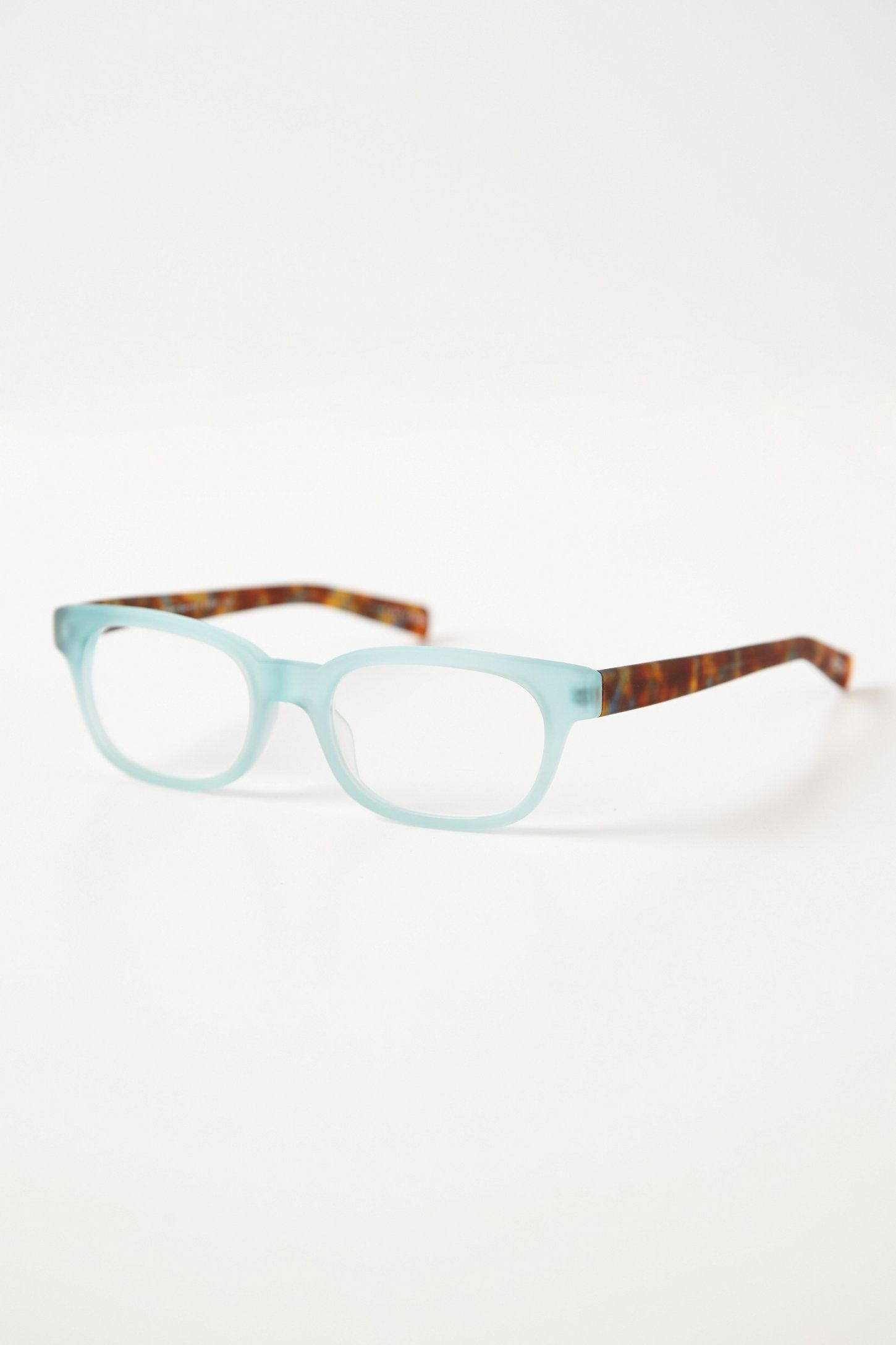 Frosted Tort Reading Gles Anthropologie Put Prescription Lenses In These