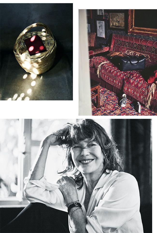 Jane Birkin Spoke to Alexa Chung About French Style via @WhoWhatWearUK