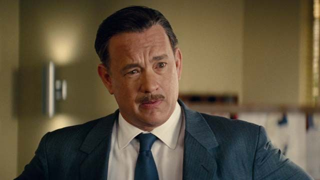 Saving Mr Banks Trailer Saving Mr Banks Tom Hanks Official Trailer