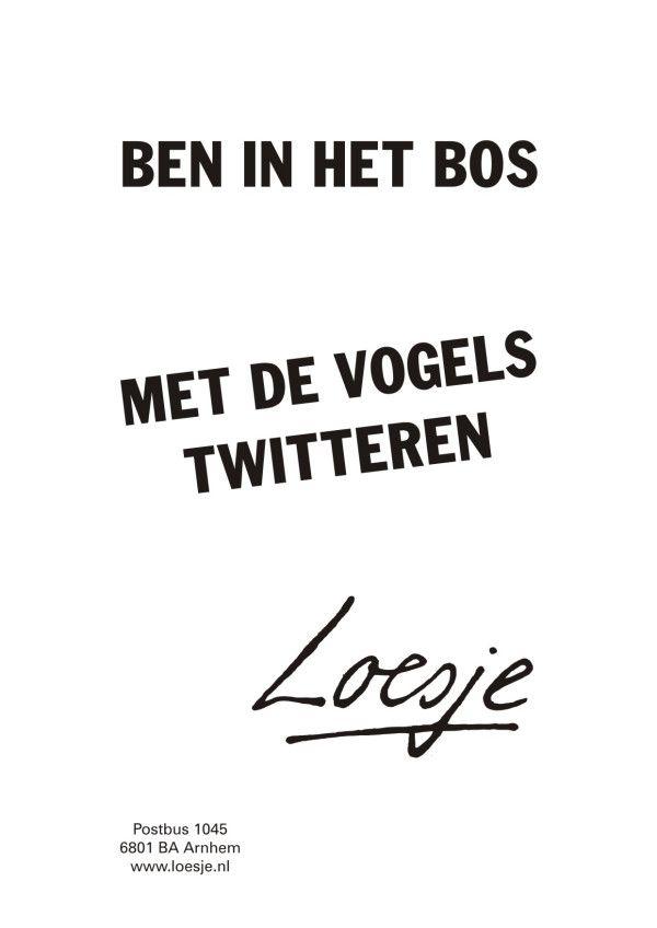 Check http://www.loesje.nl/ de LOESJE nieuwsbrief en meer