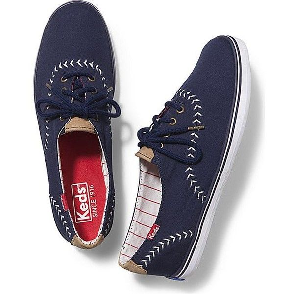 351759c3458ce Keds CHAMPION PENNANT ( 55) ❤ liked on Polyvore featuring shoes ...