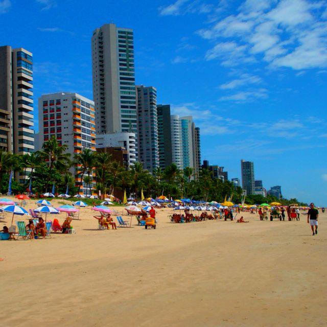 Praia do Boa viagem,Brasil