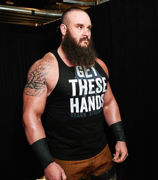 Brown Strowman Braun Strowman Wwe Live Events Wrestling Superstars