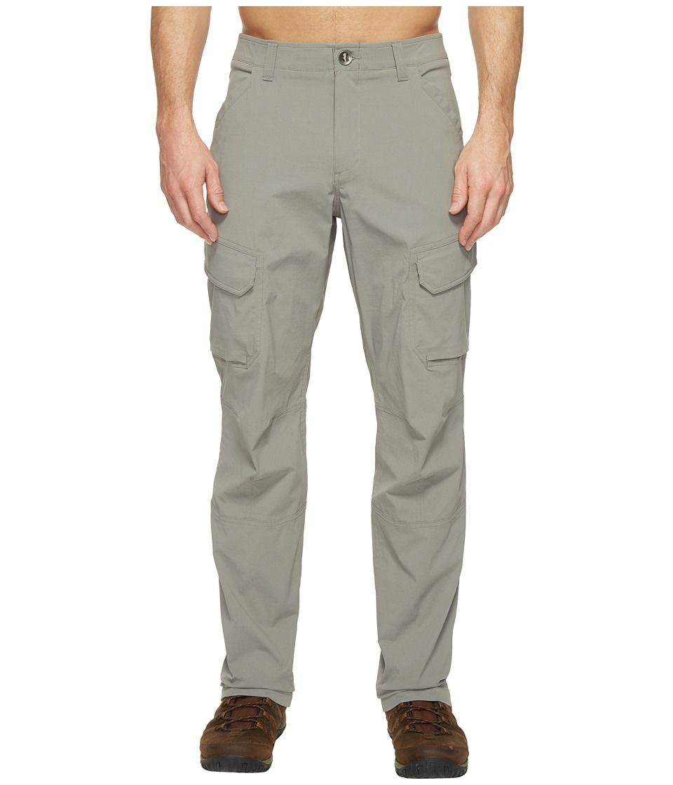 384e716b53a4b Under Armour UA Fish Hunter Cargo Pants Men's Casual Pants Tan  Stone/Foliage Green