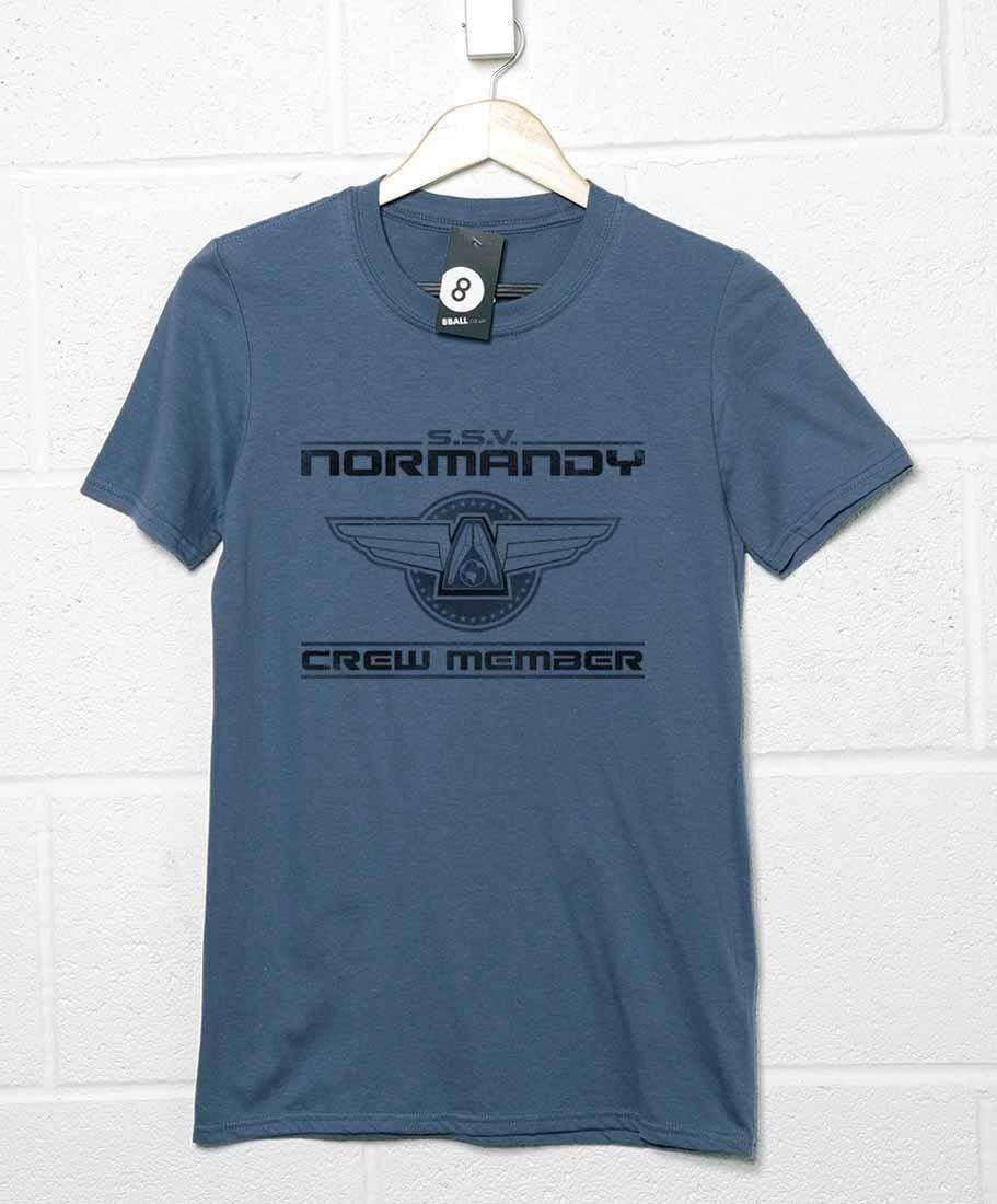 SSV Normandy T Shirt - Indigo / 2XL
