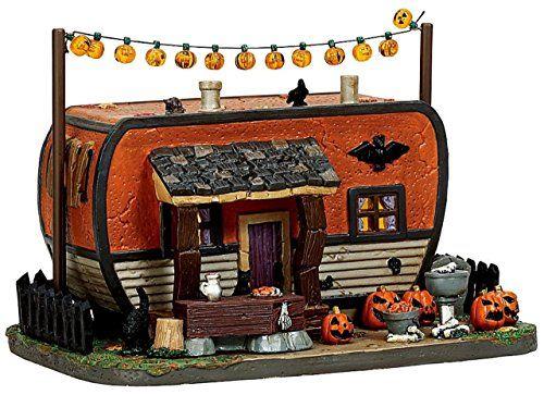 Halloween Decor Spooky Camper Halloween animatronics, Halloween