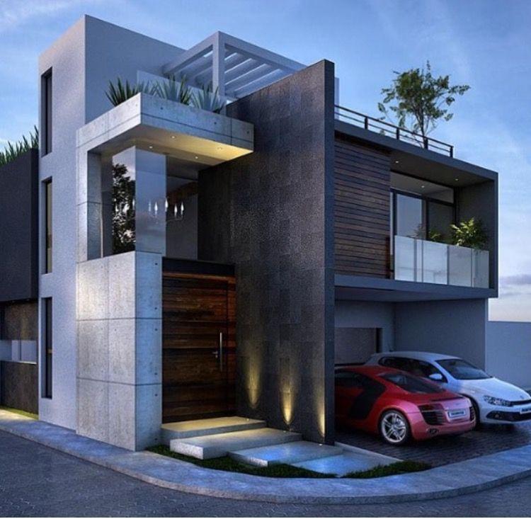 Pin de meyling lopez en arquitecture fachadas for Arquitectura y diseno de casas modernas