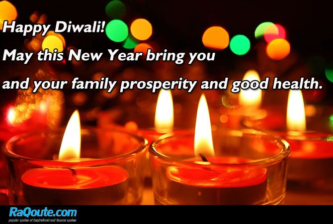Happy Diwali May This New Year Bring You And Your Family