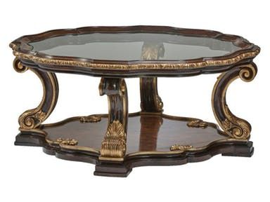 Elite Furniture Gallery NC Furniture Marge Carson Grand Traditions Cocktail  Table GRT00 Www.elitefurnituregallery.