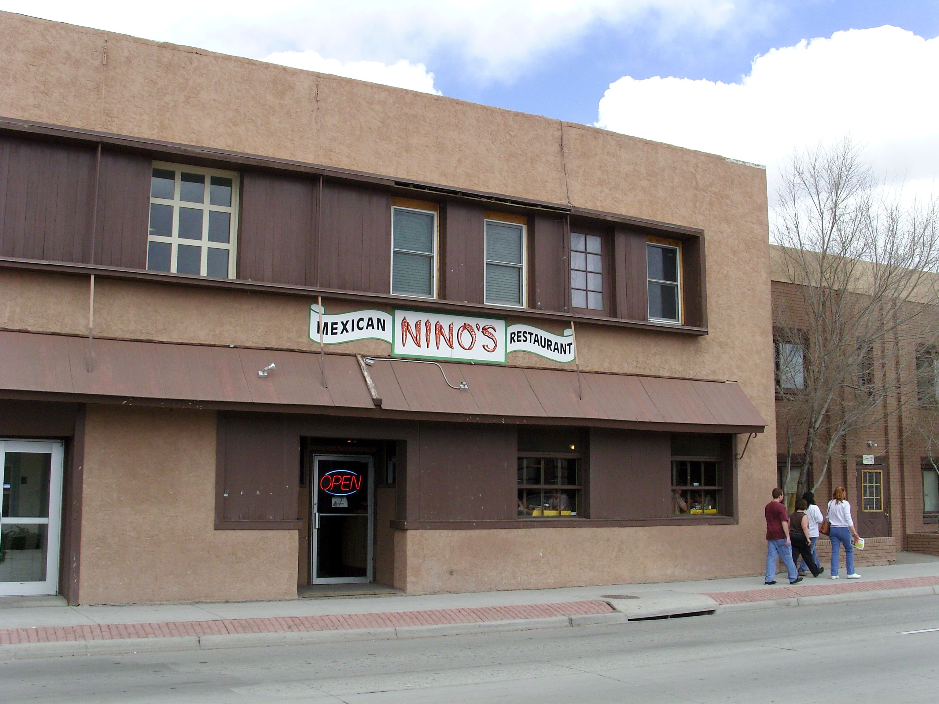 Ninos In Alamosa Co Steak Fajitas Colorado Restaurants Diners Restaurant