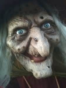 scary old witch make up - - Yahoo Image Search Results
