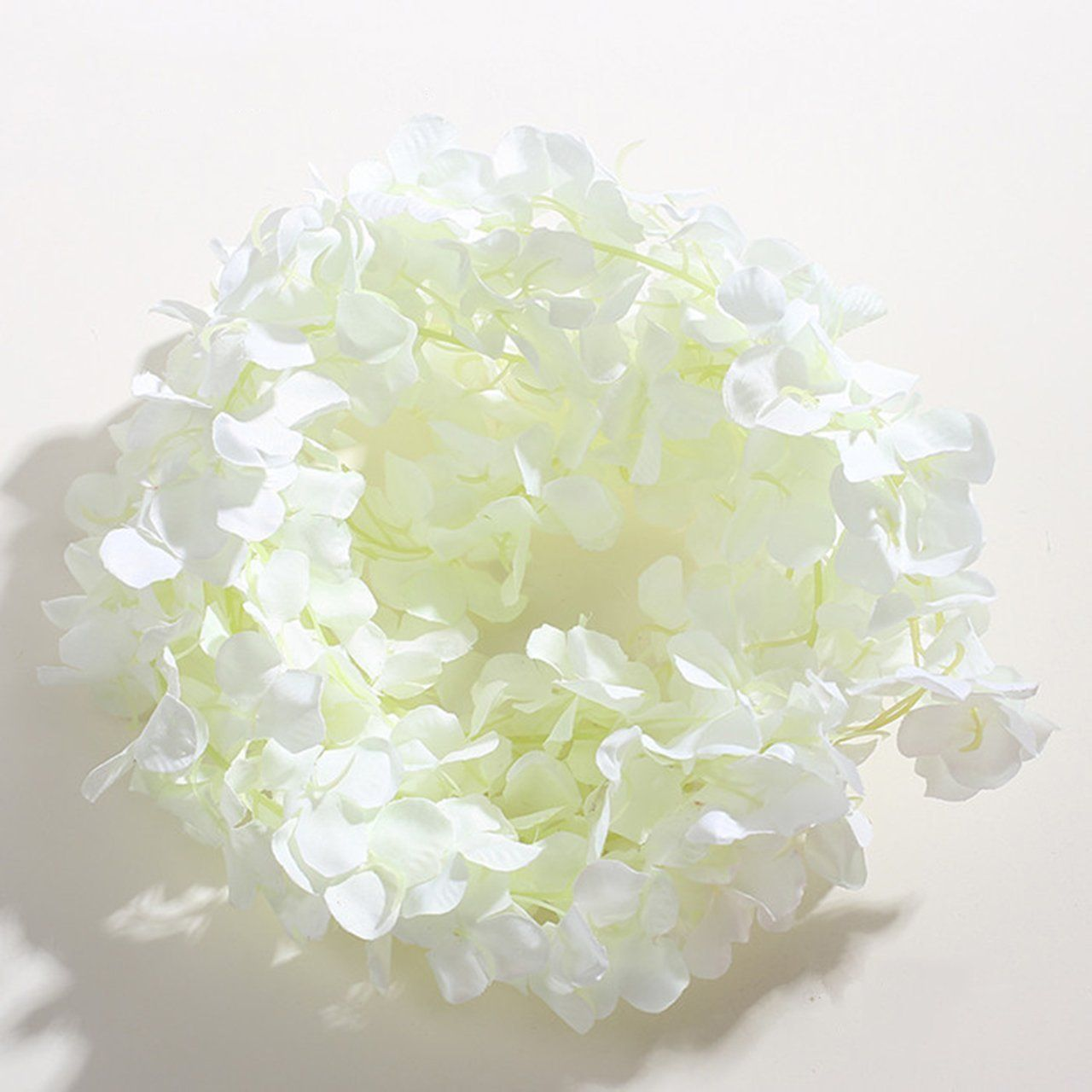 Uther 6.56 Ft 6 Strands Artificial Flowers Fake Hanging Vine Floral ...