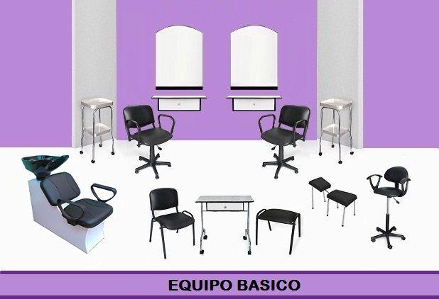 Muebles para estetica flowerbomb pinterest muebles for Muebles de estetica