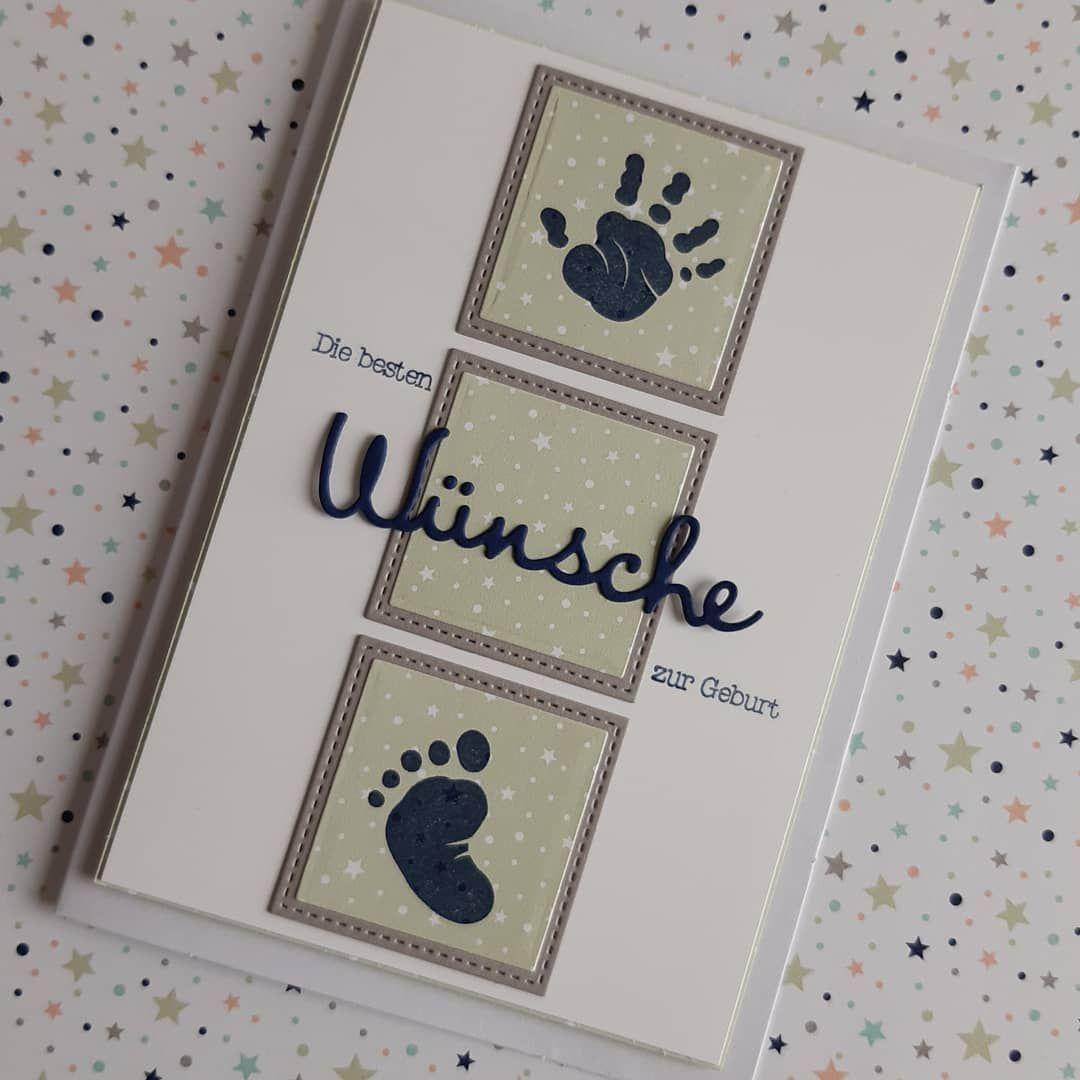 Auftagskarte Buben Eines Geburt Karte Kartezurgeburt