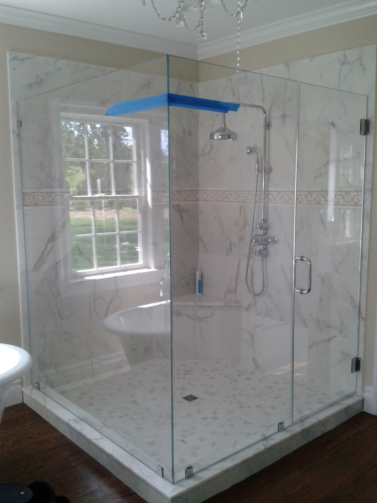 Frameless Shower Doors New Jersey Cost For Contemporary Frameless
