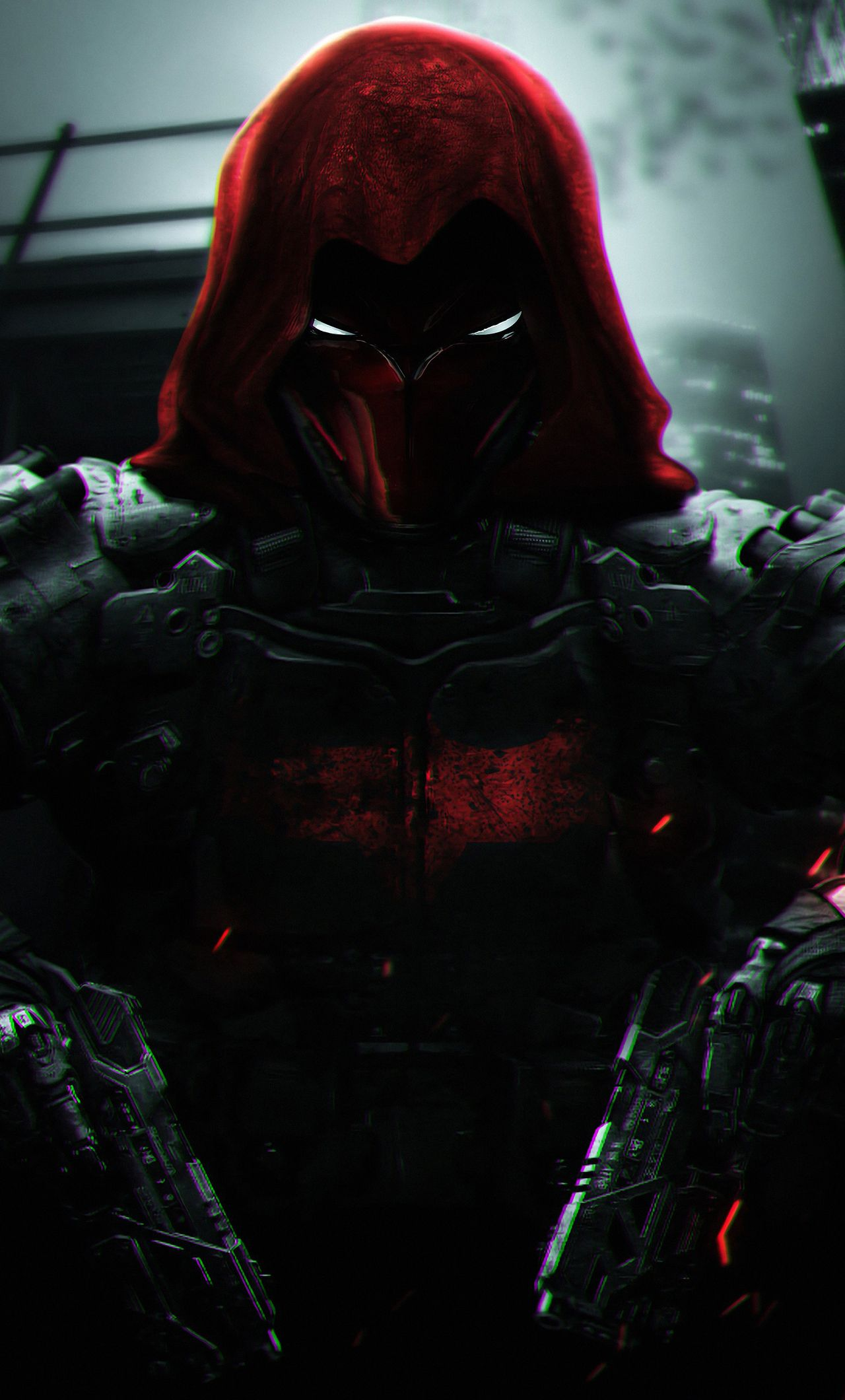 Red Hood Arts New In 1280x2120 Resolution Batman Red Hood Red Hood Comic Red Hood Wallpaper