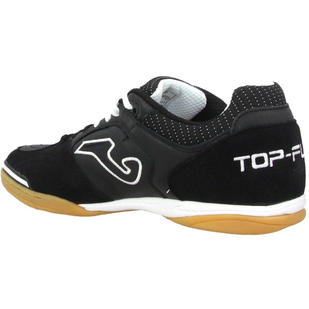 Buty Halowe Joma Top Flex Topw 301 Ps Czarne Czarne Indoor Shoe Joma Sport Shoes