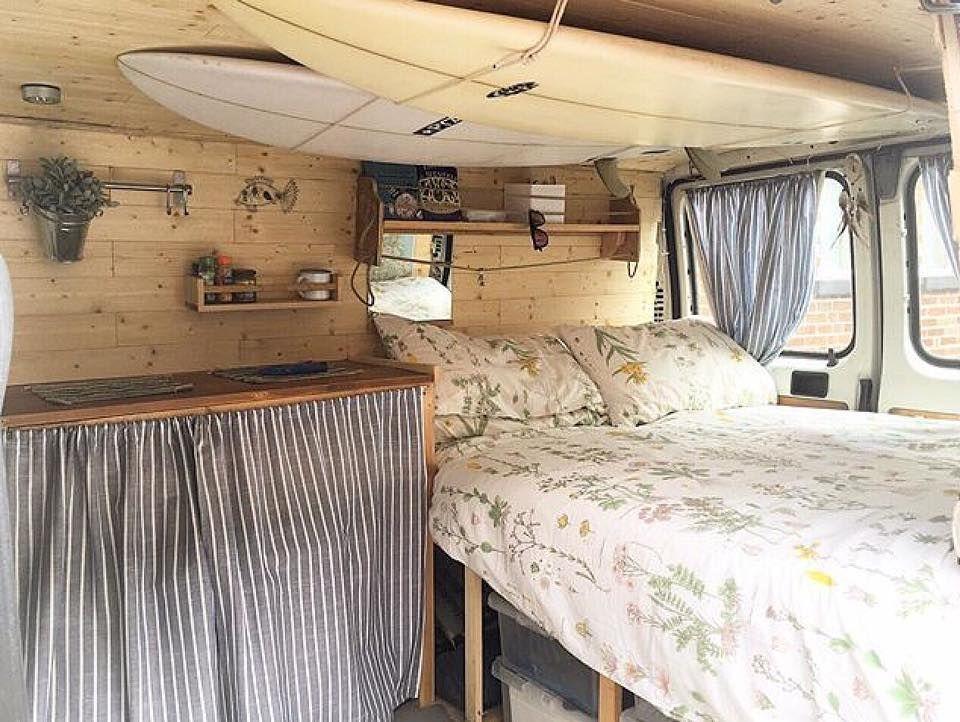0ef704f76b Badass DIY Camper Van Inspiration 42