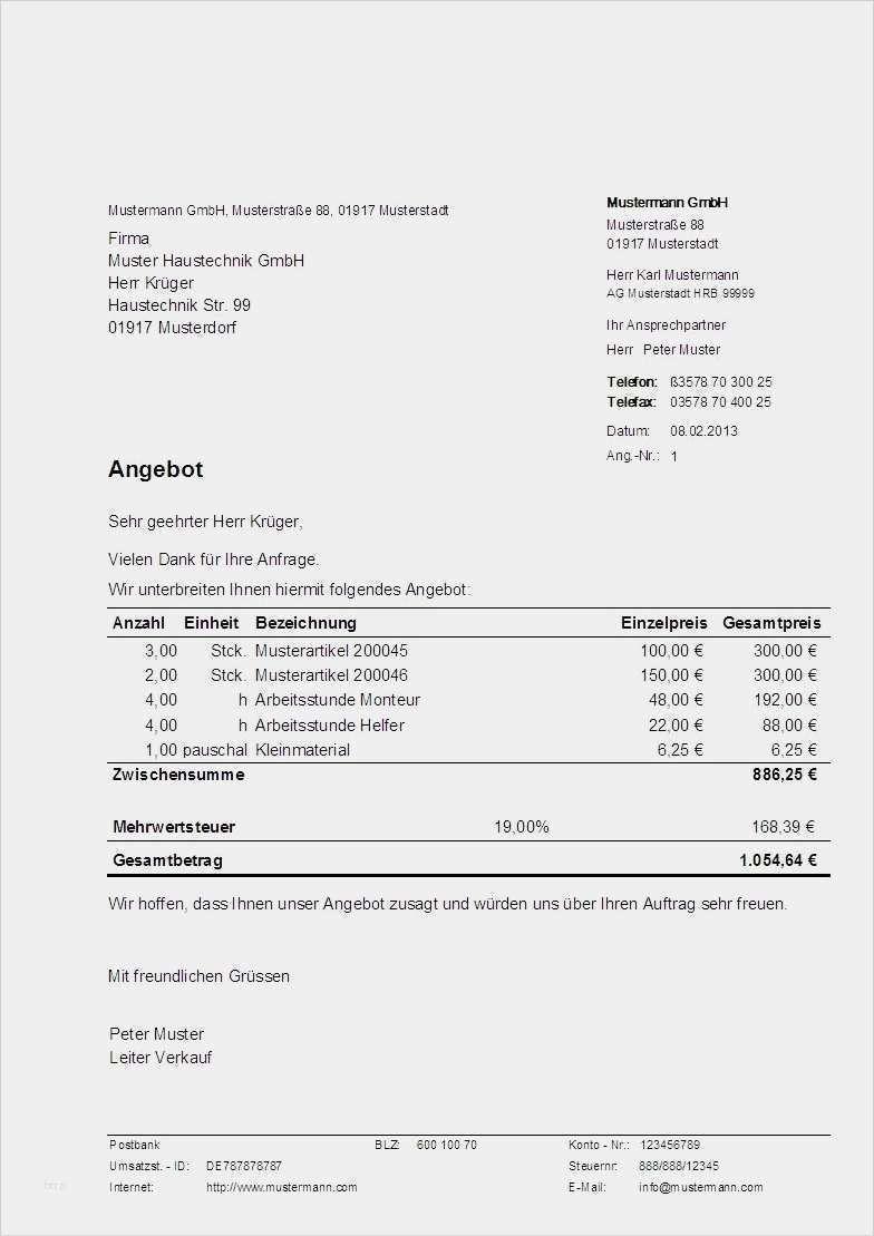 Muster Vorlage Ch Kostenlose Vorlagen Zum Download 11 6