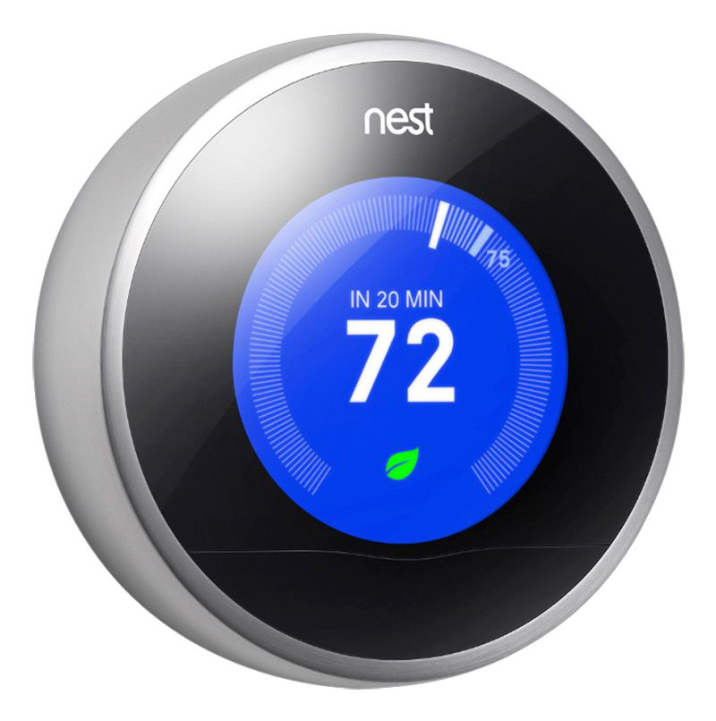 Your Home Will Always Be At The Perfect Temp For You With Nest