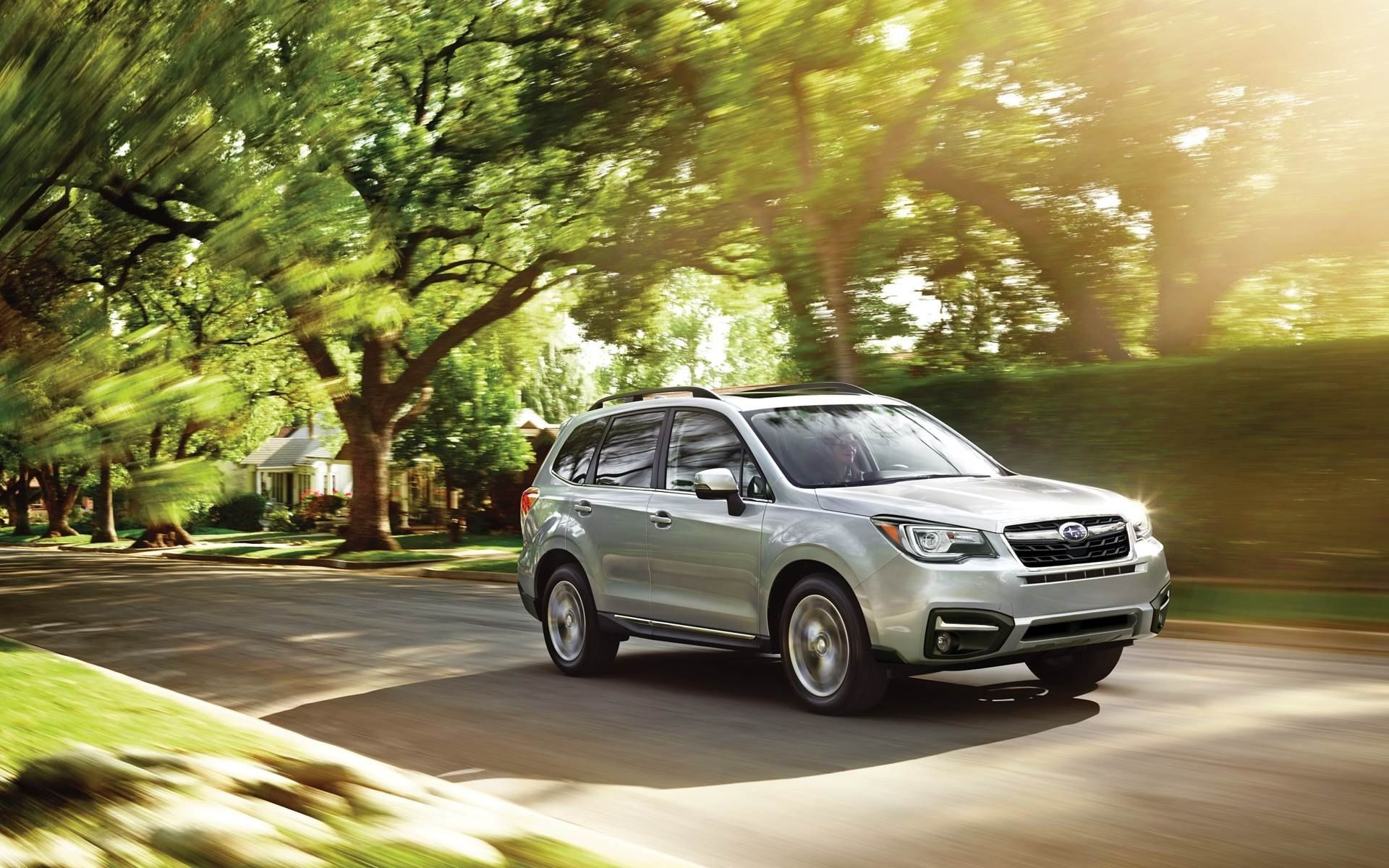 Car Trend Reviews The 2018 Subaru Forester Where Consumers Can Find Detailed Information On Specs Fuel Economy Transmission And Safety 160 Additional New Fe Di 2020