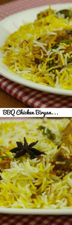 Bbq Chicken Biryani Recipe By Food Fusion Tags Food Fusion Food