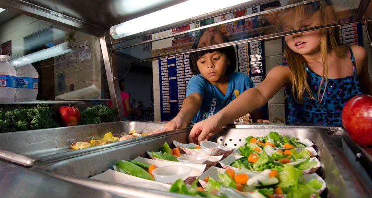 Help your child eat well and you could be helping them do better in school