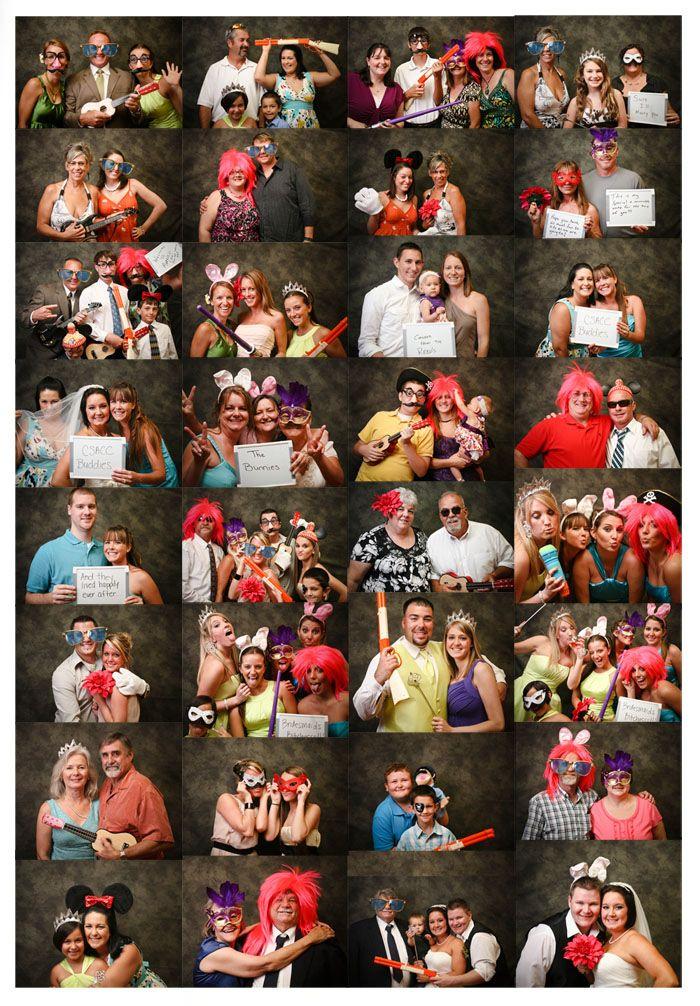 Photo Booth Fun [Pensacola Wedding Photographer]