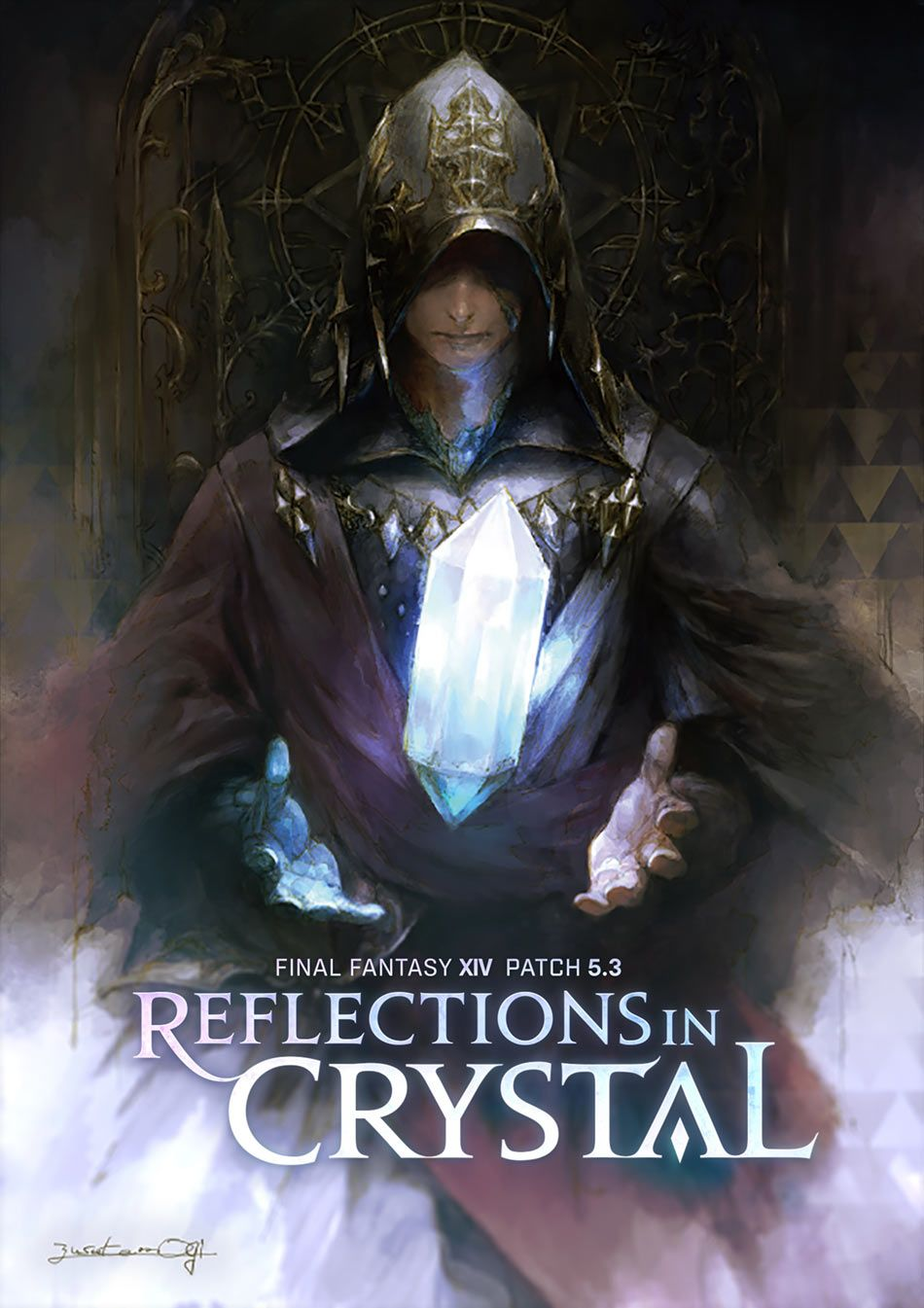 Patch 5.3 Reflections in Crystal Art - Final Fantasy XIV: Shadowbringers Art  Gallery in 2020 | Final fantasy xiv, Final fantasy, Final fantasy 14