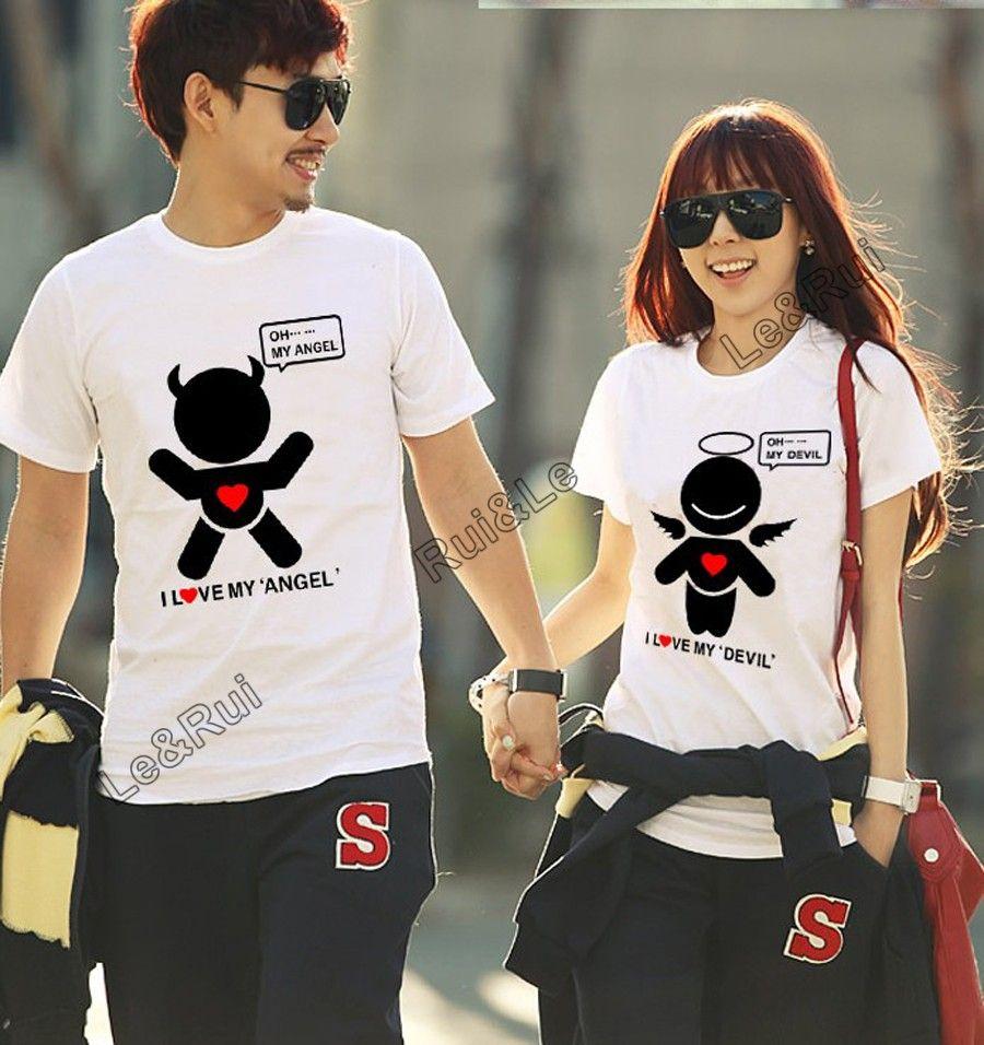 Shirt design for couples - Shirt Designs